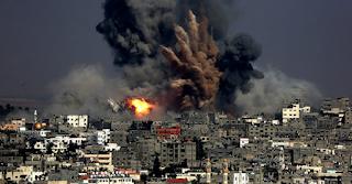 """AS Gunakan Taktik Israel """"Perangi Gaza"""" untuk Serang ISIS"""