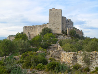 Castell de Polpis Parc natural de la Serra d'Irta Castellon