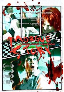 Morgue Story: Sangue, Baiacu e Quadrinhos - DVDRip Nacional