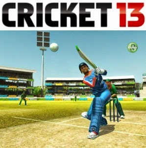 EA Sports Cricket 2013 PC Game Full Download
