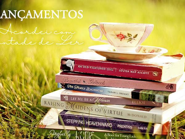 Lançamentos de Setembro/18 da Editora Intrínseca