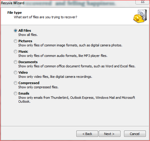 recover deleted files from recuva software