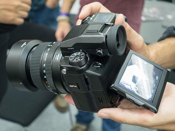 Fujifilm GFX 50S Price and Performance