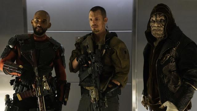 Nuevo Trailer Internacional de la película Suicide Squad