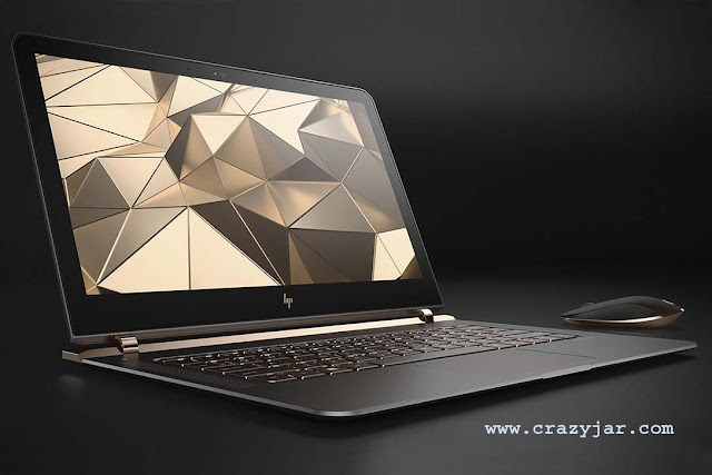 HP SPECTRE WOLD'S THINNEST LAPTOP