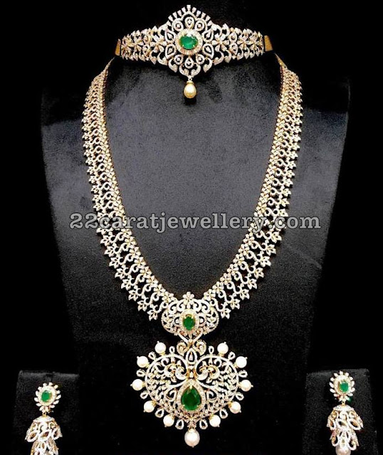 Splendid Diamond Wedding Sets