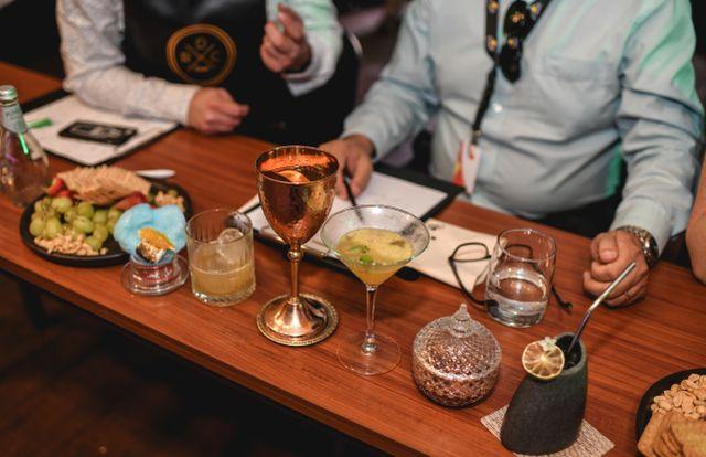 Día del Bartender