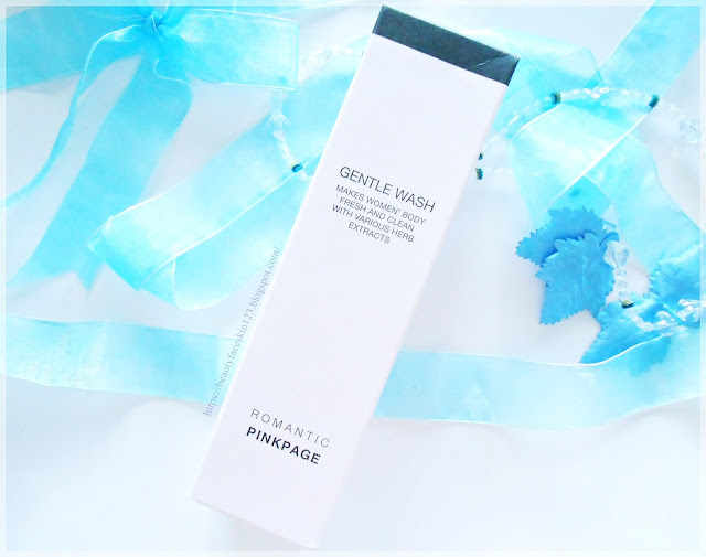 Pinkpage Bodywash and Feminine Cleanser Gentle Wash
