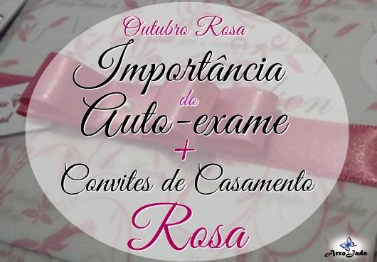 Outubro Rosa Minha experiência com nódulo na mama