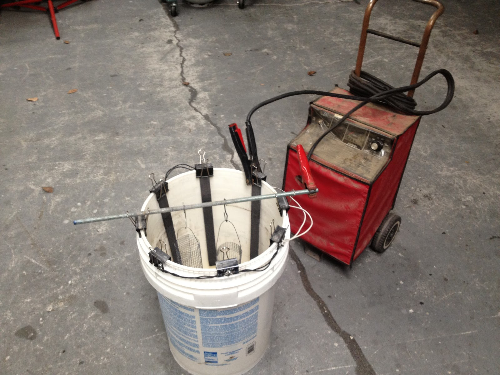 Rust removal vi electrolysis simple and cheap – HYPE®LINKS