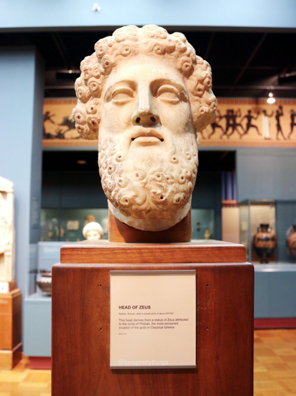 Gallery of Greece - The Royal Ontario Museum - Tori's Pretty Things Blog