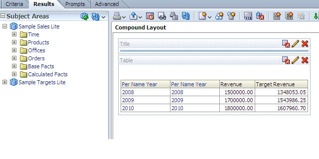 OBIEE REVISITED: OBIEE 11g feature- Adding Multiple Subject