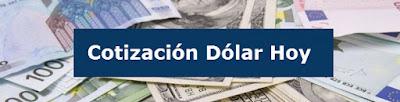 Cuánto está el dólar