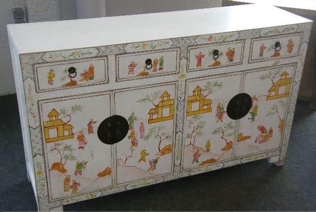 mueble oriental