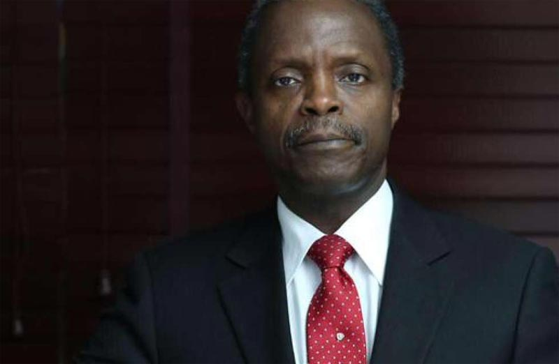 Things are very hard in Nigeria right now becuase of Goodluck Jonathan - VP Osinbajo