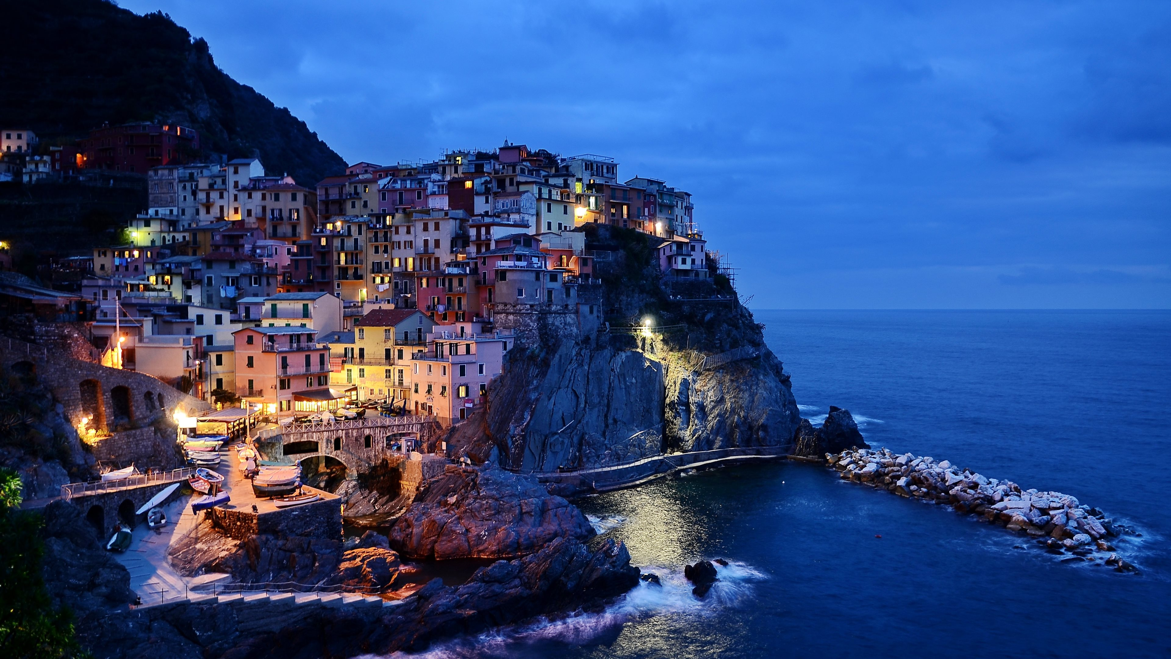 Cinque Terre on the Italian Riviera Wallpapers :: HD Wallpapers