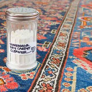 DIY Homemade Dry Carpet Cleaner
