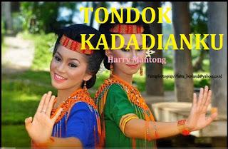 Download Lagu Tondok Kadadianku (Harry Mantong)