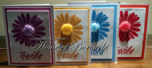 Diecut Divas, Hero Arts Sunshine Flowers