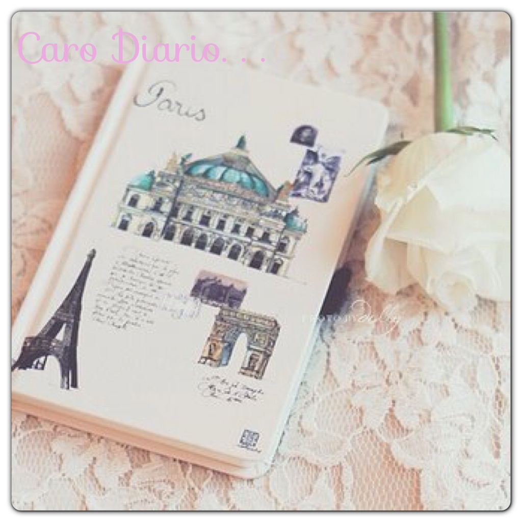 Diario Di Una Parigina Lettera A Un Diario Magico