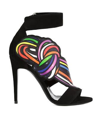 Pierre Hardy Scoubi Pop Sandals