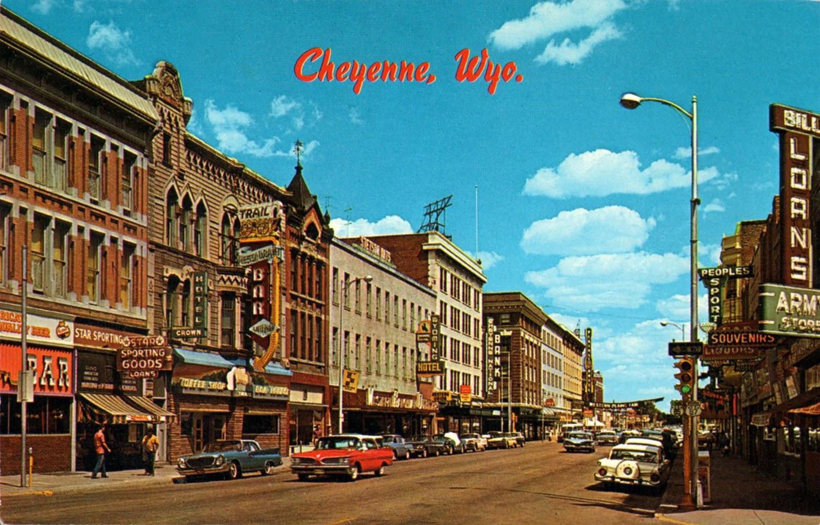 Free Cheyenne, Wyoming Stock Photo - FreeImages.com