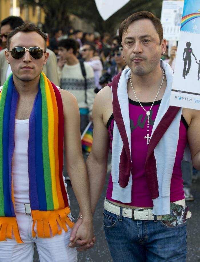 Los Homosexuales No Entraran Al Reino De Los Cielos