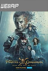 Piratas del Caribe: La venganza de Salazar (2017) WEBRip Subtitulos Latino / ingles AC3 5.1