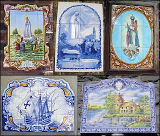 8. Montréal culturel: clin d'oeil du Portugal, les azulejos de mon quartier - par Line Godin