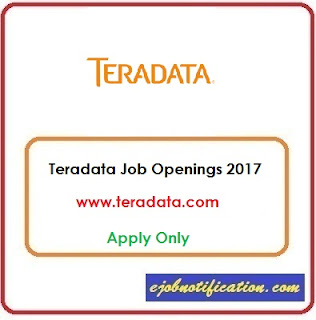 TeraData Hiring Freshers Product Engineer Jobs in Hyderabad Apply Online