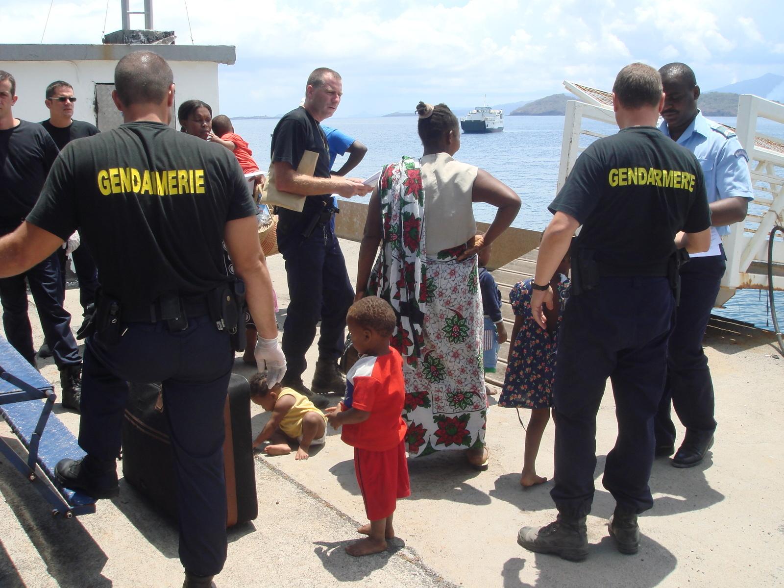 Mayotte : un consensus entre les Comores et la France sur les reconduites à Anjouan a été trouvé