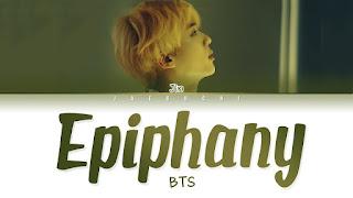 Epiphany - BTS