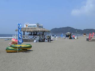 由比ヶ浜海水浴場