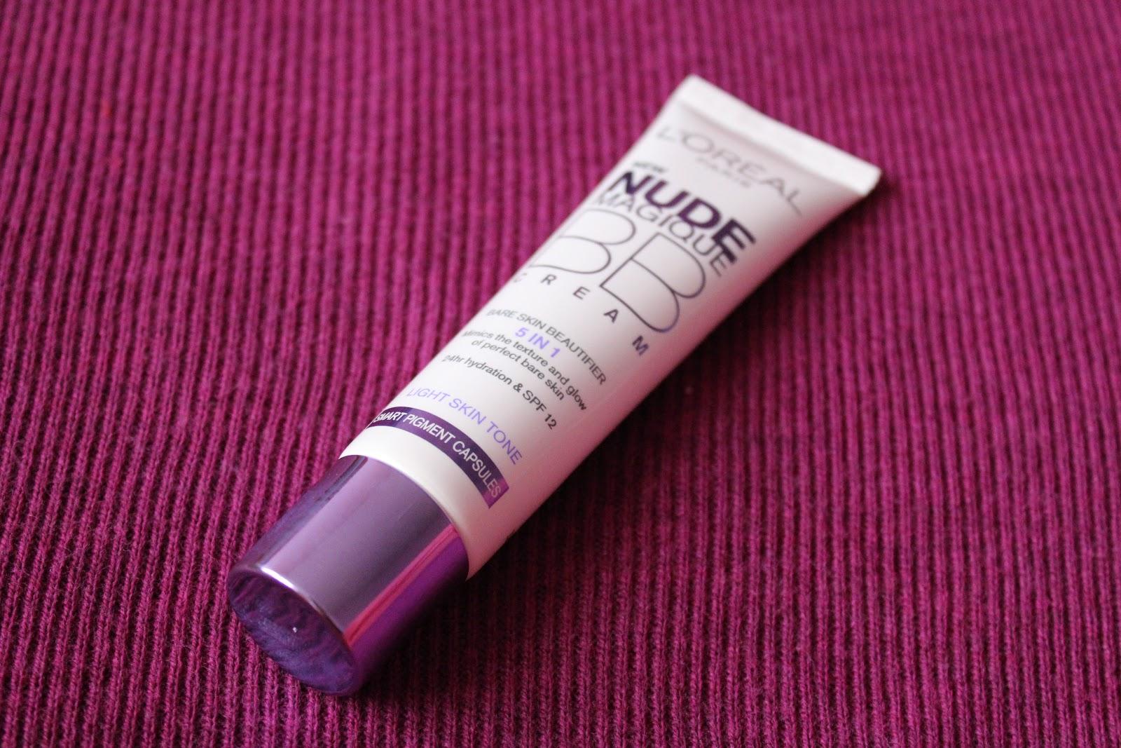 LOreal Nude Magique Blur Cream   News   BeautyAlmanac