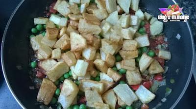 Añadir Patatas fritas