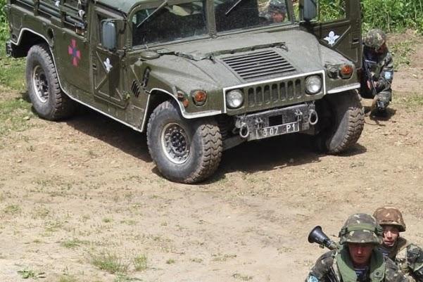 HMMWV M1097A2 3307 Р1