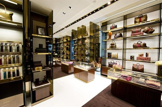 Smartologie Gucci Store Reopens On Bond Street London