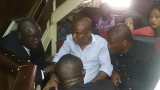 BREAKING NEWS:NNAMDI KANU APPEARS IN COURT TODAY (PHOTOS)