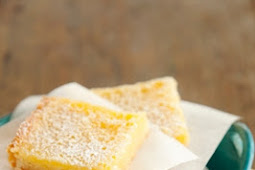 Lighter Lemon Bars