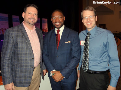 Photos from Churchnet Event with Shane & Starsky