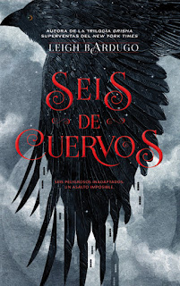 Seis de cuervos de Leigh Bardugo