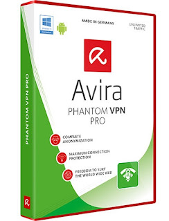 Avira Phantom VPN Pro 2.4.3.30556 Full Crack