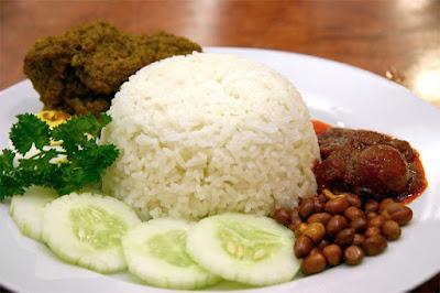 resep nasi lemak