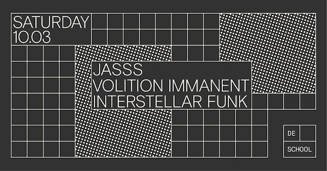 > JASSS / VOLITION IMMANENT / INTERSTELLAR F. · Amsterdam [10Mar2018]