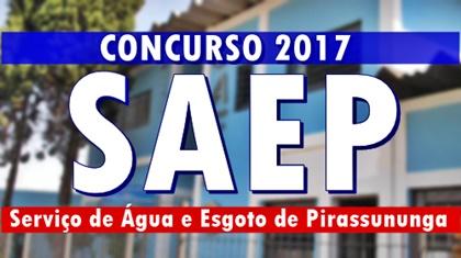 concurso SAEP Pirassununga 2017