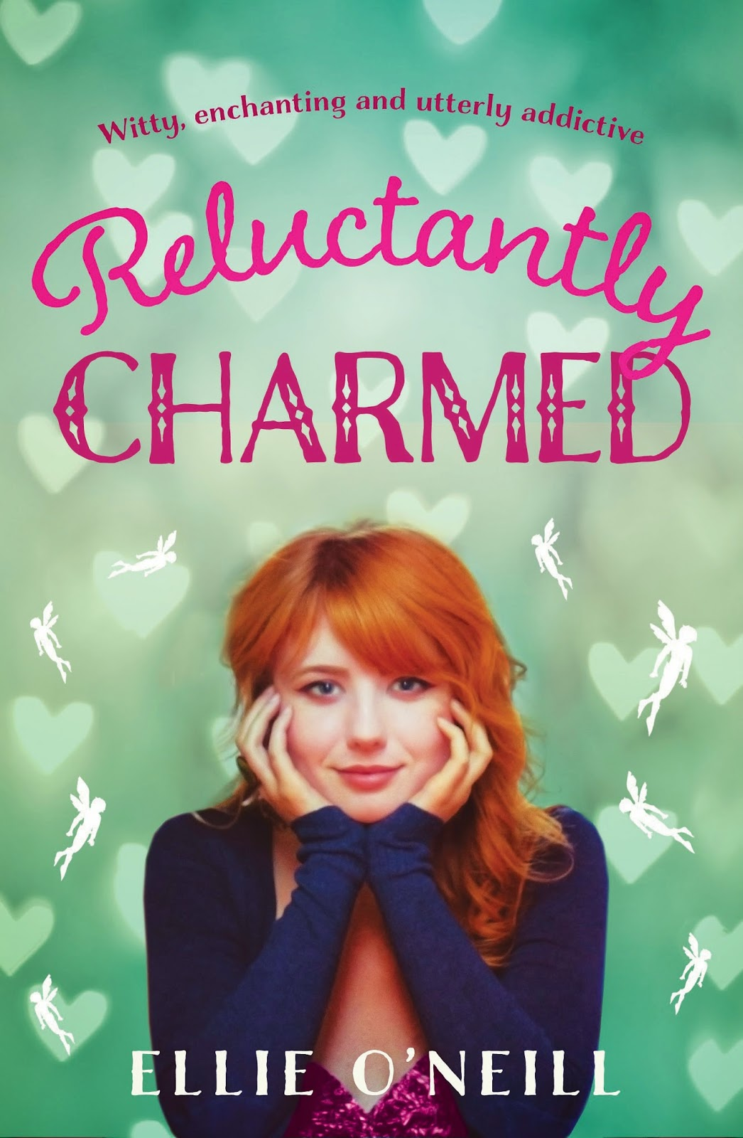 Reluctantly Charmed by Ellie O'Neill book cover