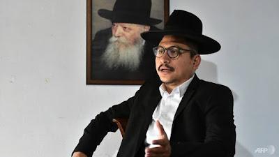 En Indonesia musulmana, la pequeña comunidad judía vive