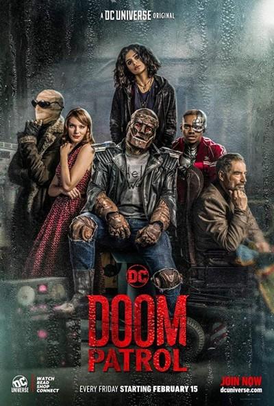 Doom Patrol S01E05 720p WEBRip 460MB Download