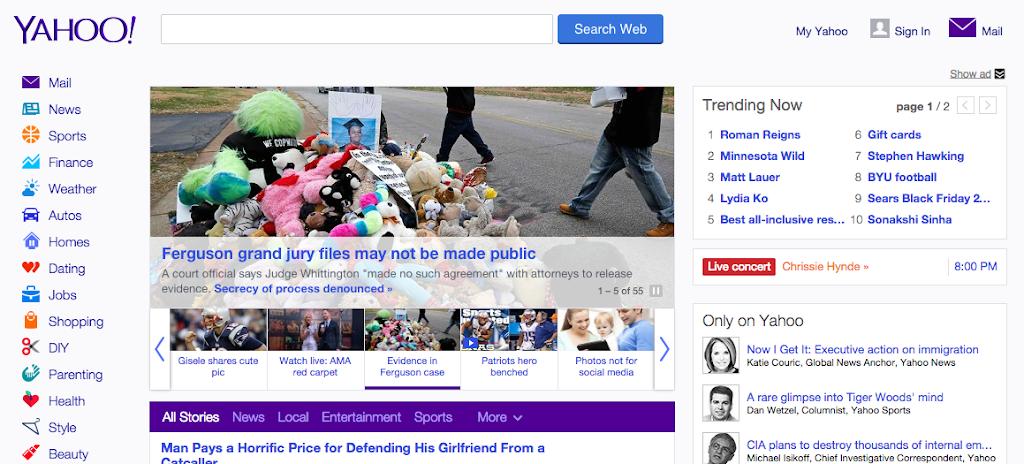 Firefox內建搜尋引擎將由Yahoo接棒