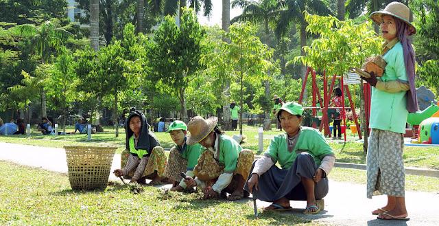 Maha Bandoola Park